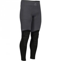 Pantalon de combinaison de chasse sous-marine apnée SPF 100 3mm Gris bleu