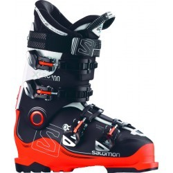CHAUSSURE SKI   SALOMON ALP. BOOTS X PRO 100 Black/Orange/White