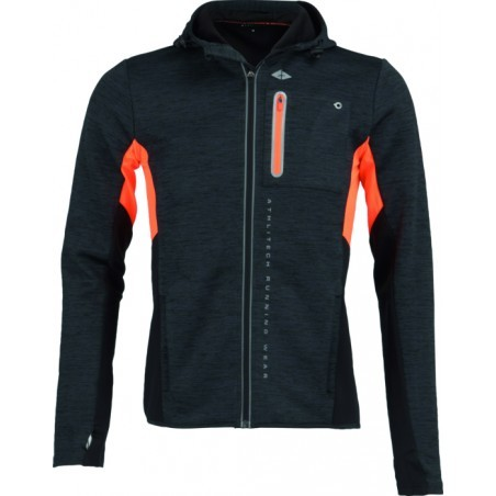 SWEAT  homme ATHLI-TECH CHRISTOPHE SWS ZIP BY NIGHT