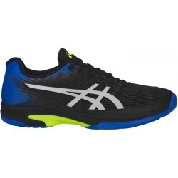CHAUSSURES BASSES Tennis homme ASICS SOLUTION SPEED FF, BLEU, 40.5