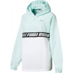 SWEAT SHIRT Fitness femme PUMA 1/2 Zip Modern Sports Jkt