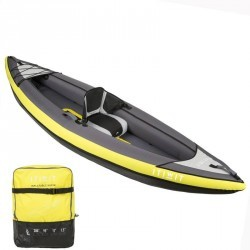 KAYAK GONFLABLE 1 PLACE NEW ITIWIT 1 JAUNE