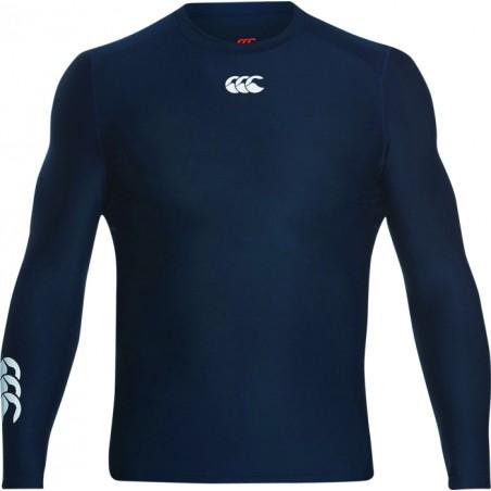 T-shirt  adulte CANTERBURY THERMOREG MANCHE LONGUE