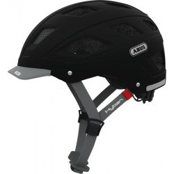 CASQUE   ABUS HYBAN CORE BLACK