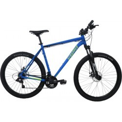 VTT   SCRAPPER XC3.7 LTD BLEU