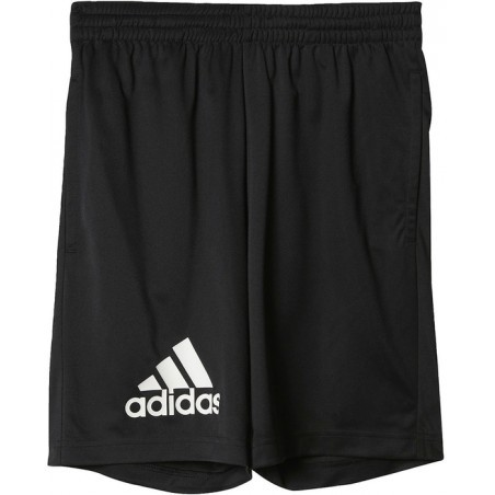 1152N-TEXT MS SHORT / BERMUDA G  garçon ADIDAS YB GU KN SHORT