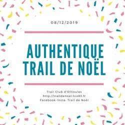 Trail de Noël à 83-Olliooules