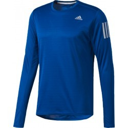1141M-TSHIRT RUN ML H  homme ADIDAS RS LS TEE M