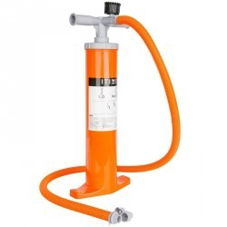 POMPE A MAIN DOUBLE ACTION 2 X 2,6L ORANGE