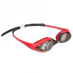 Lunettes de natation SPIDER JUNIOR noir rouge