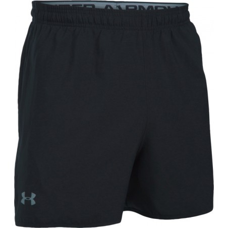 SHORT HOMME-87730  homme UNDER ARMOUR UA QUALIFIER 5'' WOVEN SHORT