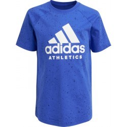 1145N-TEXT MS TSHIRT MC G   ADIDAS YB PRINTED TEE