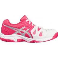 chaussure tennis  fille ASICS GEL GAME 5 GS WM