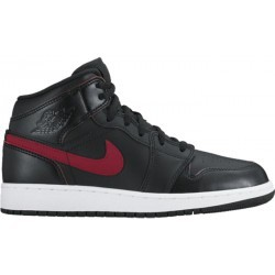 Chaussure basket   NIKE AIR JORDAN 1 MID JR 17