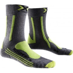 CHAUSSETTES  homme X-SOCKS TREKKING LIGHT ANTHRACITE