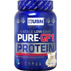 NUTRITION   USN NUTRITION PURE PROTEIN GF1 VANILLE 1 KG