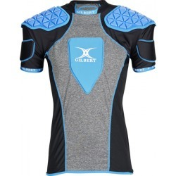 PROTECTION RUGBY   GILBERT PLASTRON ATOMIC V3 BL AD