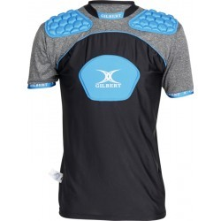 PROTECTION RUGBY   GILBERT PLASTRON ATOMIC V3 BL JR