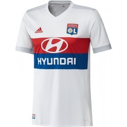 MAILLOT FOOT   ADIDAS OL MAILLOT DOMICILE 17