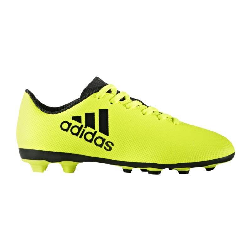 chaussure football junior ADIDAS X 17.4 JR FG FA.17 avis test