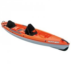 Kayak Borneo Bic Orange 2,5  + dossier
