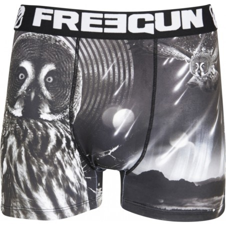 1037N-BOXER / CALECON H  homme FREEGUN ANIMALS