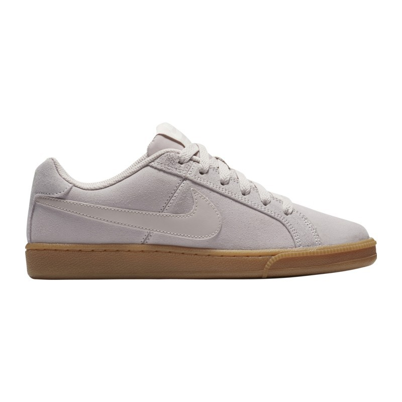 chaussures de sport cd4ef 3d3d2 CHAUSSURES BASSES femme NIKE COURT ROYALE SUEDE - avis / test