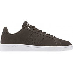 1185M-CHS LOISIRS LOW CUT H  homme ADIDAS CF ADVANTAGE CLEAN LEA NBK