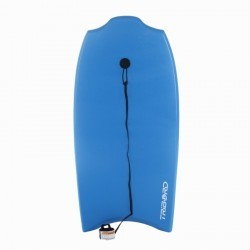 "Bodyboard 100 S (35"") 1er prix technique + leash."