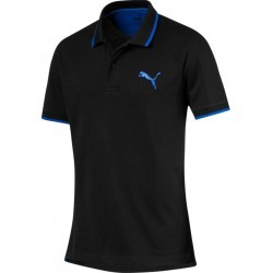 1019N-TEXT MS POLO MC / ML H  homme PUMA FD ACTIVE HERO POLO.BLACK