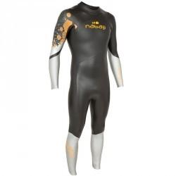 Combinaison néoprène nage eau libre OWSwim 4/3mm homme eau froide