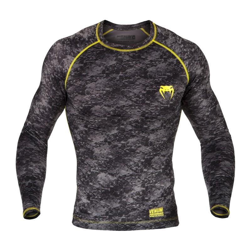 Tramo Compression Venum Avis T Homme Rashguard Shirt Test CBdoxe