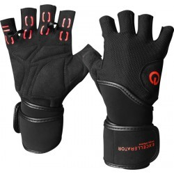 GANTS DE MUSCULATION  mixte EXCELLERATOR WEIGHTLIFTING GLOVES