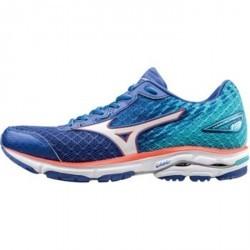 Chaussures Running   femme MIZUNO WAVE RIDER 19 W BLU