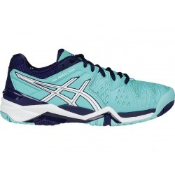 Chaussures tennis  femme ASICS GEL-RESOLUTION 6 W