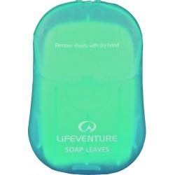 SAVON   LIFEVENTURE SOAP LEAVES X 50