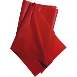 ACCESSOIRE FITNESS   EXCELLERATOR BANDE LATEX NATURELLE ROUGE 2,3 KG