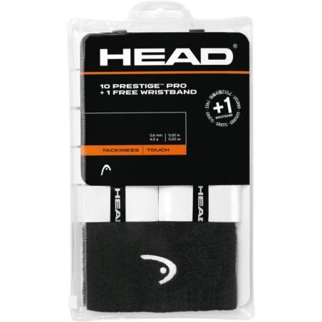 GRIP   HEAD PRESTIGE PRO X10 + 1 WRISTBAND