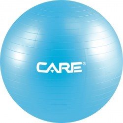 Accessoires fitness   CARE BALLON 65 CM + POMPE
