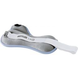 Accessoires fitness   KETTLER BRACELETS LESTES 2 X 1 KG
