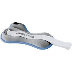 Accessoires fitness   KETTLER BRACELETS LESTES 2 X 1,5 KG
