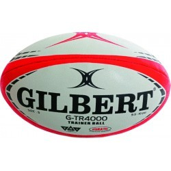 BALLON RUGBY   GILBERT G TR4000 BALL 16