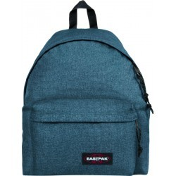 SAC A DOS  mixte EASTPAK PADDED BLUE JEAN