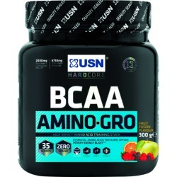 DEVELOPPEMENT MUSCULAIRE   USN NUTRITION BCAA FRUIT FUSION 300 GR