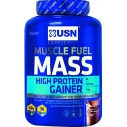 PRISE DE MASSE   USN NUTRITION MUSCLE FUEL MASS CHOCOLAT 2 KG