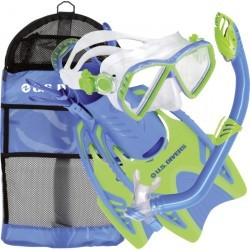 SET DE PLONGEE  garçon AQUALUNG SET REGAL JR GARCON