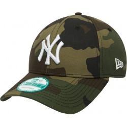CASQUETTE ADULTE-88210  adulte NEW ERA MLB LEAGUE ESS 940 NY CAMO