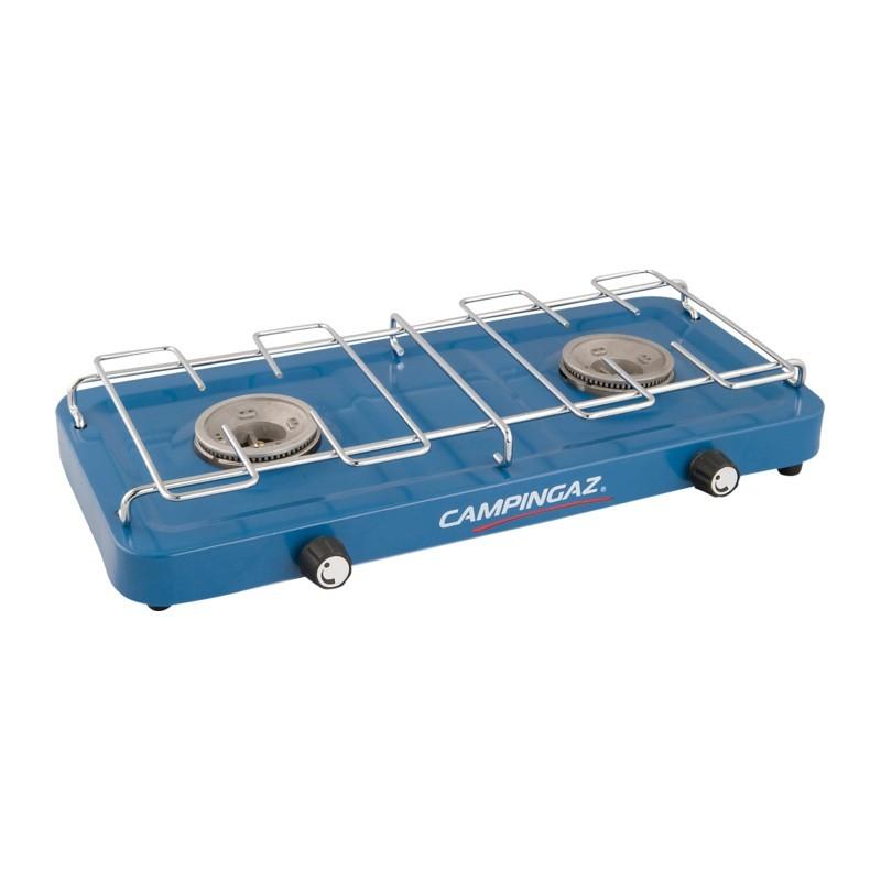 avis et test sur rechaud camping gaz base camp 2 feux camping gaz. Black Bedroom Furniture Sets. Home Design Ideas