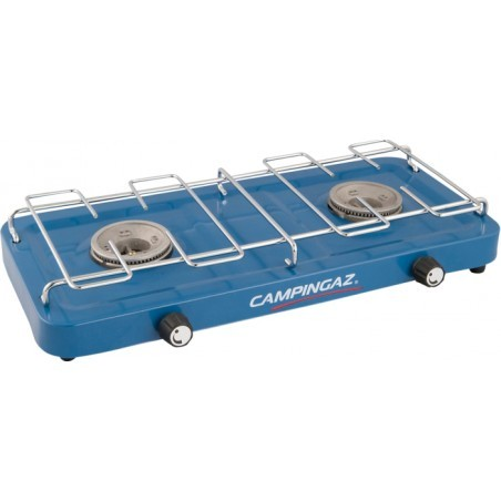 RECHAUD   CAMPING GAZ BASE CAMP 2 FEUX