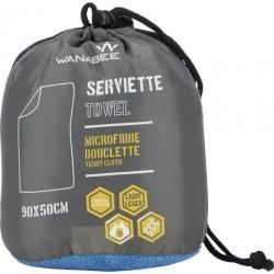 accessoire   WANABEE SERVIETTE BOUCLETTE 90X50